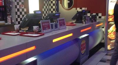 Photo of Fast Food Restaurant Burger King at Roda Jc Ring 2a, Kerkrade 6466 NH, Netherlands