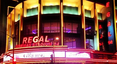 Photo of Movie Theater Regal Cinemas LA LIVE Stadium 14 at 1000 W Olympic Blvd, Los Angeles, CA 90015, United States