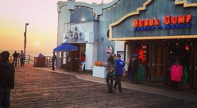 Photo of Seafood Restaurant Bubba Gump Shrimp Co. at 301 Santa Monica, Santa Monica, CA 90401, United States