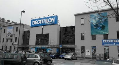 Photo of Sporting Goods Shop Decathlon at Piazzale Marassi, 4, Genova 16139, Italy