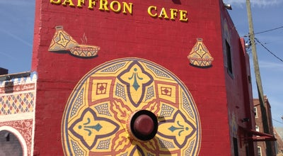 Photo of Moroccan Restaurant Saffron Cafe at 621 Fort Wayne Ave, Indianapolis, IN 46204, United States