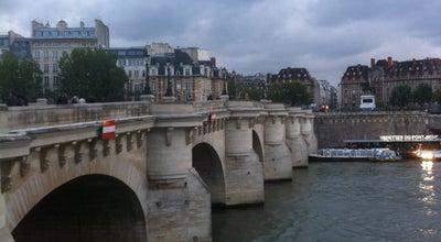 Photo of Bridge Pont Neuf at Pont Neuf, Paris 75001, France