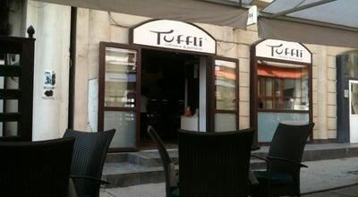 Photo of Dessert Shop Tuffli at Pietonalul Lăpușneanu 7b, Iași 700057, Romania