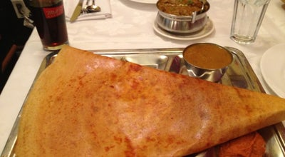 Photo of Indian Restaurant Madras Masala at 796 Bloor St. West, Toronto, ON M6G 1L7, Canada