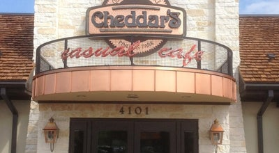 Photo of American Restaurant Cheddar's Casual Cafe at 4101 Park Blvd N, Pinellas Park, FL 33781, United States