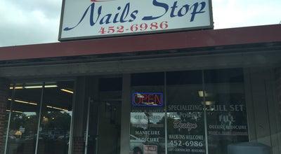 Photo of Nail Salon The Nail Stop at 5671 Stockton Blvd, Sacramento, CA 95824, United States