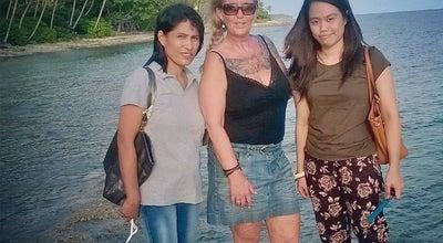 Photo of Beach Namalatu Beach at Latuhalat, Ambon, Indonesia