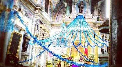 Photo of Church Templo Coventual de Santa Mónica at 5 De Mayo, Puebla 72000, Mexico