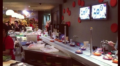 Photo of Sushi Restaurant YO! Sushi at House Of Fraser, The Oracle Centre, Reading RG1 2AS, United Kingdom