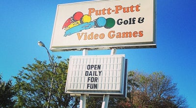 Photo of Golf Course Putt-Putt Fun Center at 3615 N Main St, Mishawaka, IN 46545, United States