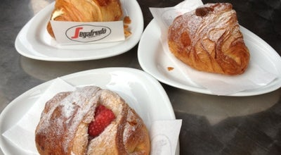 Photo of Cafe Caffè della Provincia at Via Lamarmora, Biella 13900, Italy