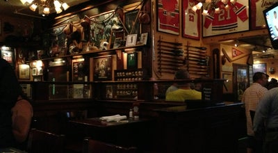 Photo of Bar The Four's Restaurant & Sports Bar at 166 Canal St, Boston, MA 02114, United States