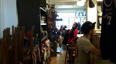 Photo of Cafe Outdated at 314 Wall St, Kingston, NY 12401, United States
