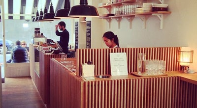 Photo of Cafe Monocle Café at 18 Chiltern St, Marylebone W1U 7QA, United Kingdom