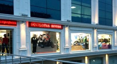 Photo of Motorcycle Shop Feyizoğlu Motorsiklet at Halil Rıfat Paşa Mahallesi Taşkızak Cad., İstanbul, Turkey