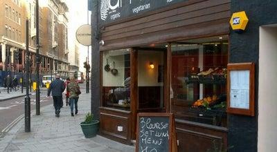 Photo of Vegetarian / Vegan Restaurant Amico Bio at 43 New Oxford Street, London WC1A 1BH, United Kingdom