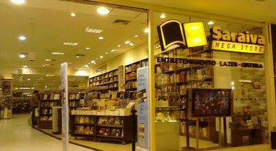 Photo of Bookstore Saraiva MegaStore at Shopping Recife - Lojas Pc 28b/108, Recife 51020-900, Brazil
