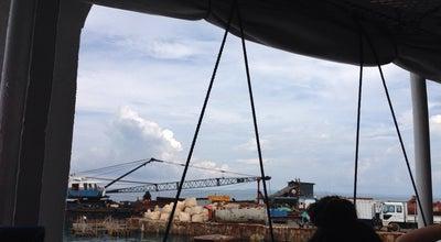 Photo of Harbor / Marina Island Shipping Ferry at Sta. Fe Bantayan Island, Cebu, Philippines