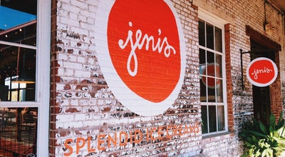 Photo of Ice Cream Shop Jeni's Splendid Ice Creams at 1198 Howell Mill Rd, Atlanta, GA 30318, United States