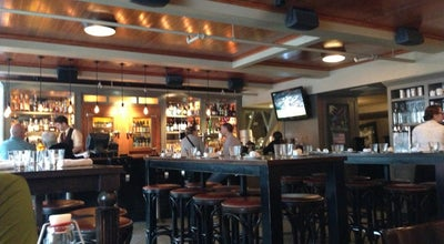 Photo of Gastropub Russell House Tavern at 14 Jfk St, Cambridge, MA 02138, United States
