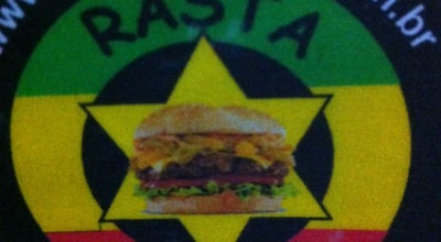 Photo of Burger Joint Rasta Burger at Rua Los Angeles, 97, Jacareí, Brazil