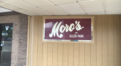 Photo of Italian Restaurant Moro's italian at 6535 Allen Rd, Allen Park, MI 48101, United States