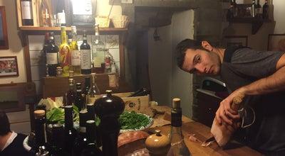 Photo of Italian Restaurant Osteria Vini Vecchi Sapori at Via Dei Magazzini 3/5/7r, Firenze, Italy