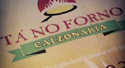 Photo of Italian Restaurant Tá no Forno Calzonaria at Av. Pe. Claret, 853, Esteio, Brazil