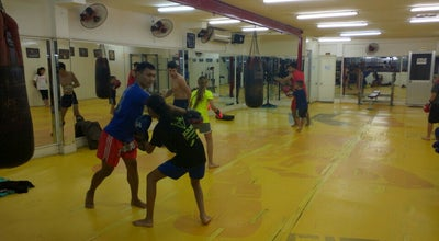 Photo of Martial Arts Dojo K1 Fight Factory at 100 Xuan Thuy, Hô Chi Minh-Ville, Vietnam