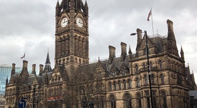 Photo of City Hall Manchester Town Hall at Albert Sq, Manchester M60 2LA, United Kingdom