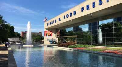 Photo of Water Park G.R. Ford Fountain at Grand Rapids, MI 49504, United States