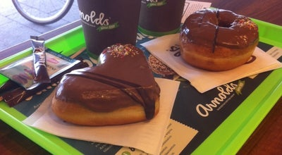 Photo of Donut Shop Arnolds at Kauppatori 1-3, Seinäjoki 60100, Finland