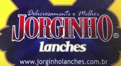 Photo of Burger Joint Jorginho Lanches at R. Des. Pedro Silva, S/n, Criciúma, Brazil