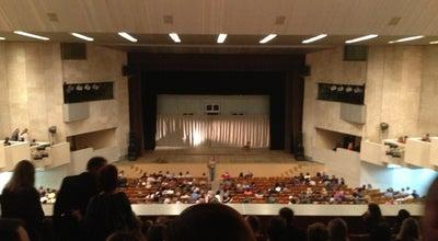 Photo of Concert Hall ДК «Выборгский» at Ул. Комиссара Смирнова, 15, Санкт-Петербург, Russia
