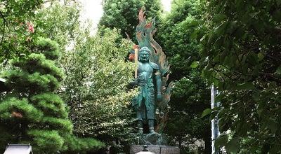 Photo of Buddhist Temple 神龍山井口院 at 上連雀7-26-26, Mitaka-shi, Japan