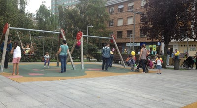 Photo of Playground Parque Plaza de Europa at Spain