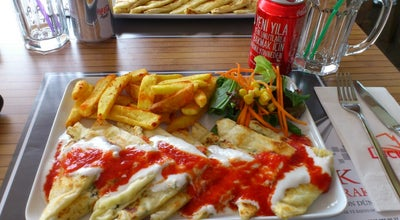 Photo of Cafe Western Lucky's Cafe & Bistro at Meydan Avm No:255/14, Batıkent 06370, Turkey