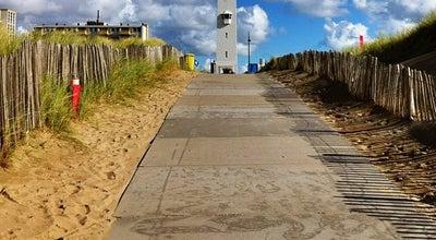 Photo of Beach Strand Noordwijk aan Zee at Koningin Wilhelmina Boulevard, Noordwijk 2202, Netherlands