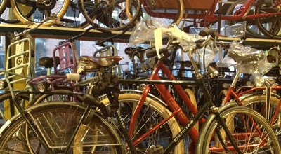 Photo of Bike Shop De Stads Fiets at Ceintuurbaan 354, Amsterdam 1072 GP, Netherlands