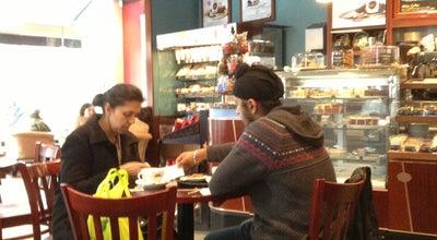 Photo of Coffee Shop Caffè Nero at 56 Gallowtree Gate, Leicester LE1 1DA, United Kingdom