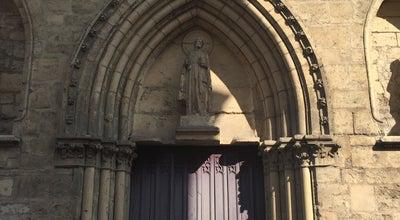 Photo of Church Église Saint-Jacques at Rue Marx Dormoy, Reims 51100, France