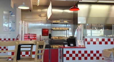 Photo of Burger Joint Five Guys Burgers & Fries at 1 Levee Way, Newport, KY 41071, United States