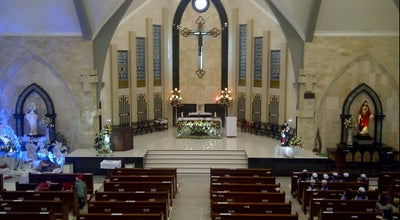 Photo of Church Gereja St. Vincentius A Paulo at Jl. Veteran No 3, Kediri, Indonesia