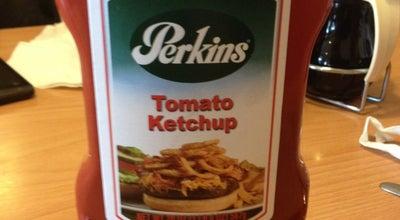 Photo of Breakfast Spot Perkins Restaurant & Bakery at 1312 E Geneva St, Delavan, WI 53115, United States