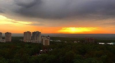 Photo of Theme Park Ride / Attraction Колесо обозрения «Седьмое небо» at Цпкио Им. М. Гафури, Ufa 450075, Russia