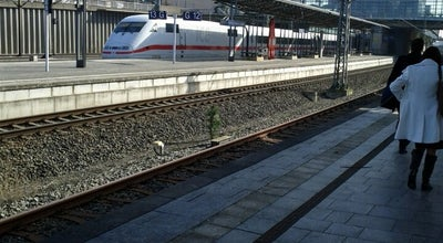 Photo of Train Station Bahnhof Hannover-Messe / Laatzen at Münchner Str. 2, Laatzen 30880, Germany