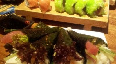 Photo of Sushi Restaurant Yakitori & The Sushi's at Grote Berg 30, Eindhoven 5611 KK, Netherlands