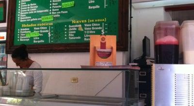 Photo of Ice Cream Shop Helados Don Sebastian at 12 Norte, Tehuacán, Mexico