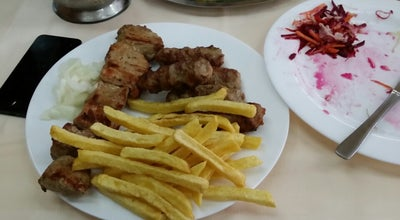 Photo of BBQ Joint Bife Parmak / Бифе Пармак at Петре Прличков, Veles 1400, Macedonia