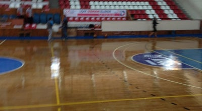 Photo of Basketball Court Atatürk Kapalı Spor Salonu at Zübeyde Hanım Cd. No:20, Usak 64100, Turkey
